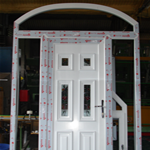 Door during Manufacture